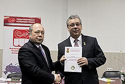 Адамчик Александр Владимирович удостоен звания Заслуженный стоматолог