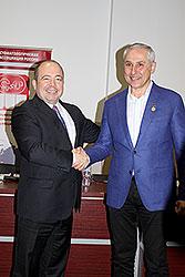Караков Карен Григорьевич удостоен звания Заслуженный стоматолог