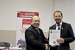 Умаров Алимхан Алгириевич удостоен звания Заслуженный стоматолог