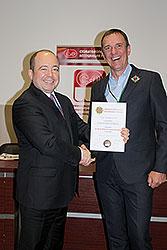 Гаценко Сергей Михайлович награжден орденом за заслуги перед стоматологией 1 степени