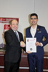 Валеев Эльдар Рамильевич награжден медалью «Отличник стоматологии»